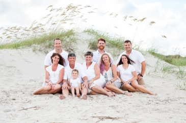 Sunset Beach Family Photographers