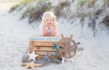 Sunset Beach Family Photography