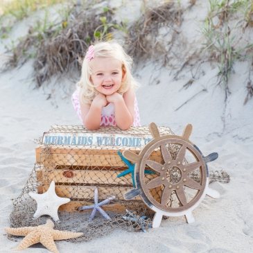 Sunset Beach Family Photography