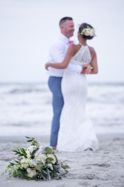 Beautiful wedding photography in Ocean Isle Beach , NC