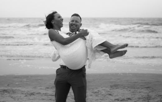 Ocean Isle Beach wedding photography