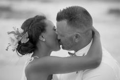 Sunset Beach wedding Photography
