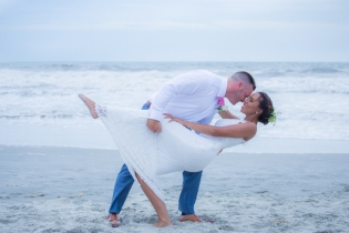 wedding photographers in Ocean Isle Beach, NC