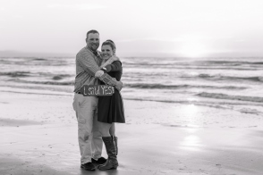 getting married in sunset beach