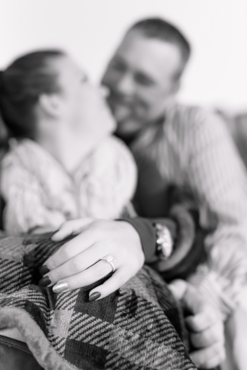 rings engagement pic