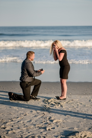 surprise proposal in ocean isle