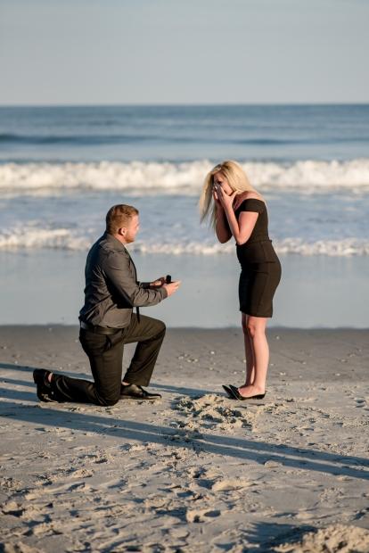 surprise proposal in ocean isle